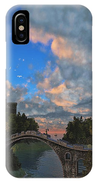 Far Away Place IPhone Case