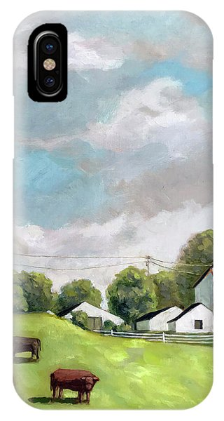 Farm Country IPhone Case