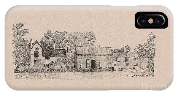 Farm Dwellings IPhone Case