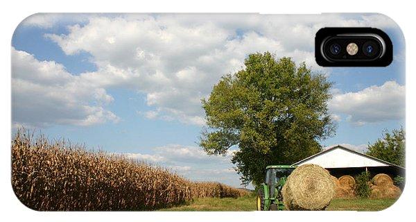 Farm Life IPhone Case