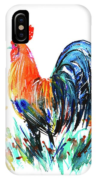 Farm Rooster IPhone Case