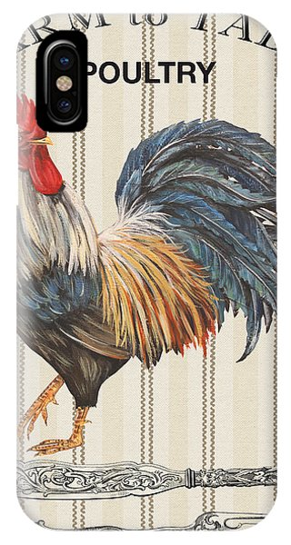 Fork iPhone Case - Farm To Table-jp2109 by Jean Plout