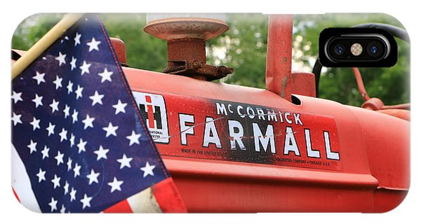 Farmall 2 IPhone Case