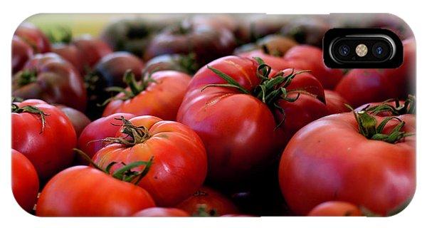 Farmer's Market Bounty IPhone Case