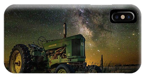 Farming The Rift 3 IPhone Case