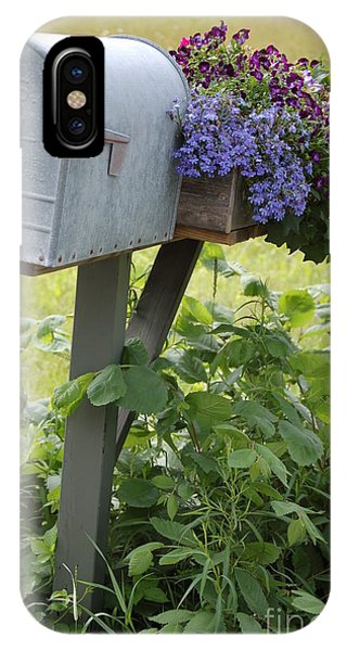 Farm's Mailbox IPhone Case