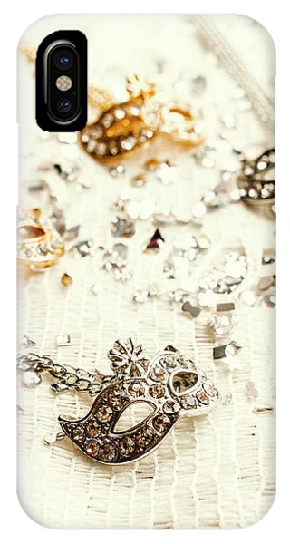 Necklace iPhone Case - Fashion Funfair by Jorgo Photography - Wall Art Gallery