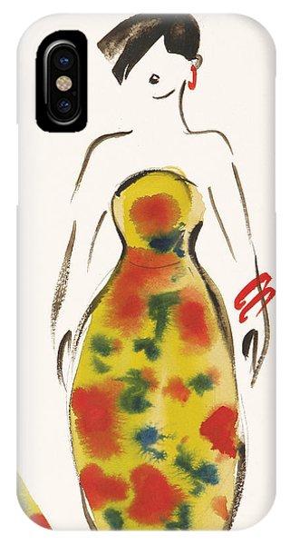 Fashion Iv IPhone Case