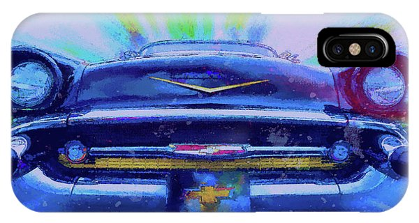 Auto Show iPhone Case - Fast Lane by Marvin Spates