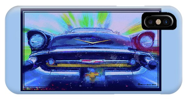 Antiquated iPhone Case - Fast Lane by Marvin Spates
