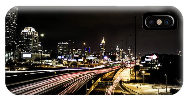 Fast Lane IPhone Case