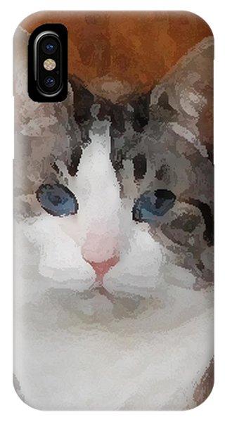 Fat Cats Of Ballard 3 IPhone Case
