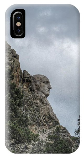Father Of The Country IPhone Case