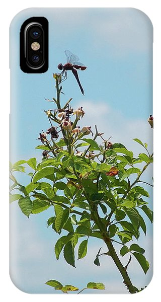 Fathers Day Visit IPhone Case
