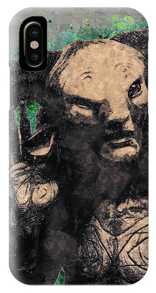 Fairy iPhone Case - Faun - Pan's Labyrinth  by Studio Grafiikka