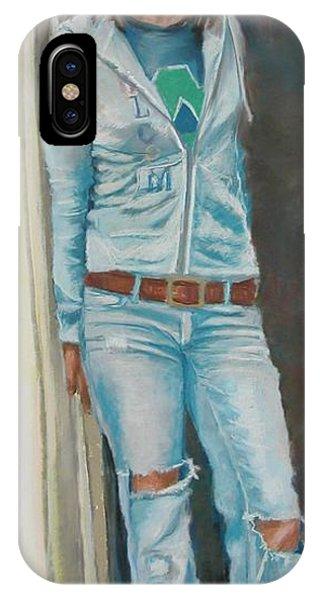 Favorite Jeans IPhone Case