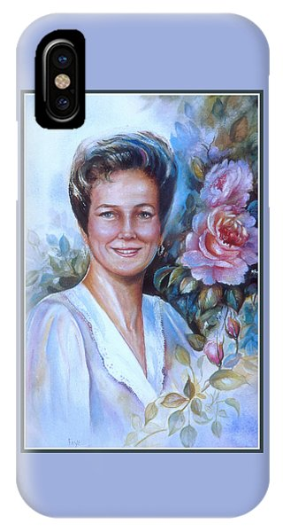 Faye IPhone Case