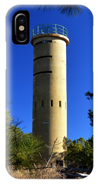 Fct7 Fire Control Tower #7 - Observation Tower IPhone Case