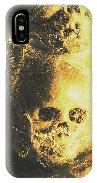 Anatomy iPhone Case - Fear Of The Capture by Jorgo Photography - Wall Art Gallery