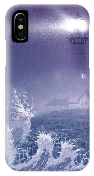 Fearless - Psalm 27 IPhone Case