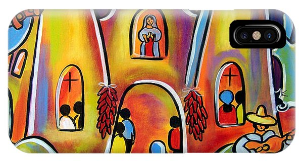 Feast Day Celebration IPhone Case