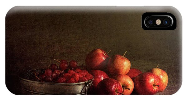 Feast Of Fruits IPhone Case