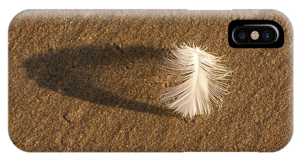 Feather Arch IPhone Case