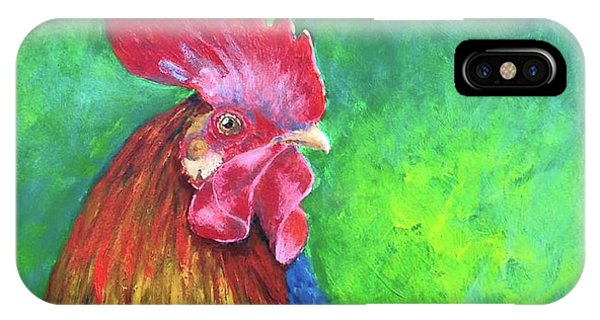 Feather Duster IPhone Case