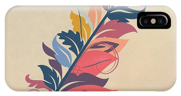 Feathers iPhone Case - Feather by John Edwards