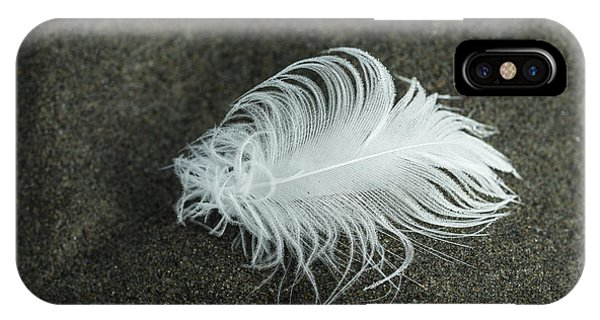 Feather IPhone Case