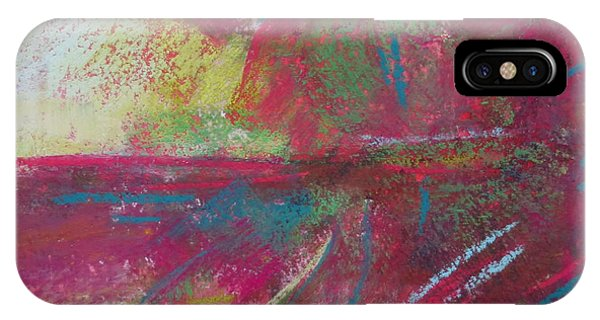 Feathering IPhone Case