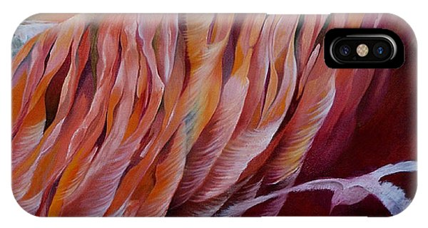 Feathers Phone Case by Peggy Guichu
