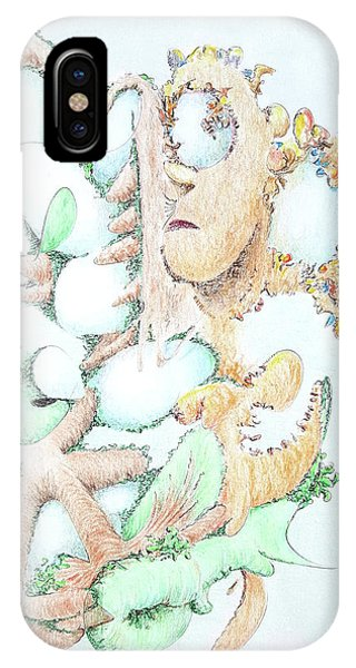 iPhone Case - Fecundity by Dave Martsolf