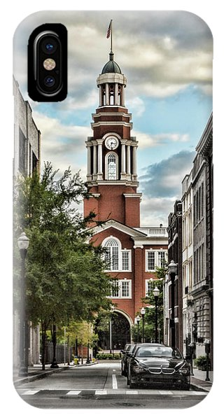 Federal Courthouse Knoxville IPhone Case