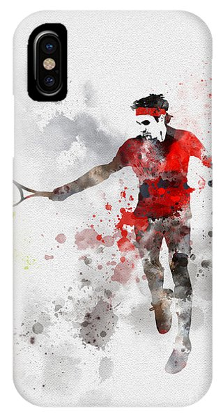 French iPhone Case - Federer by My Inspiration