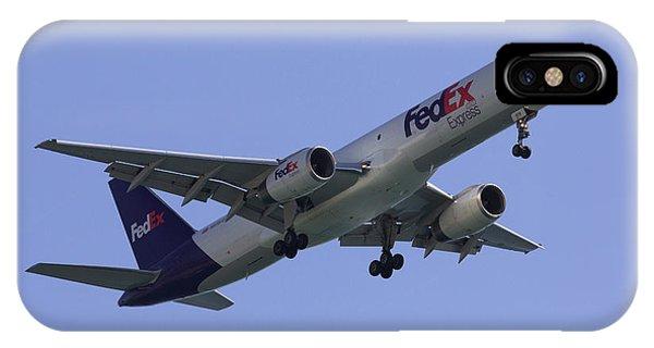 Fedex 757  IPhone Case