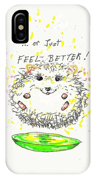 Feel Better IPhone Case