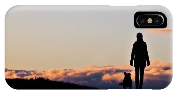 Feel Better With Your Dog IPhone Case