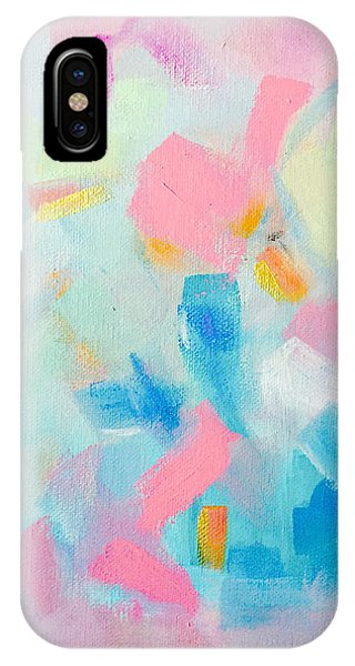 Colorful iPhone Case - Feels Like My Birthday by Jazmin Angeles