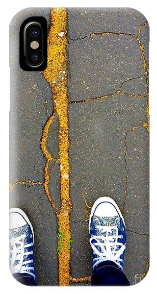 Feet Around The World #26 IPhone Case