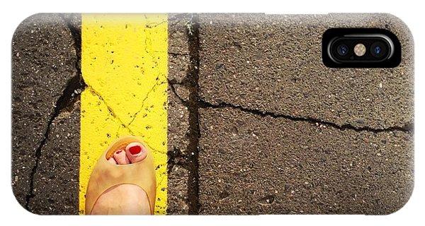 Feet Around The World #27 IPhone Case
