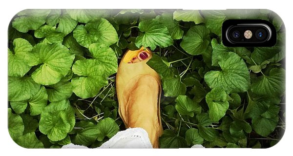Feet Around The World #3 IPhone Case