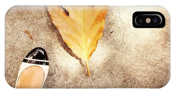 Feet Around The World #30 IPhone Case