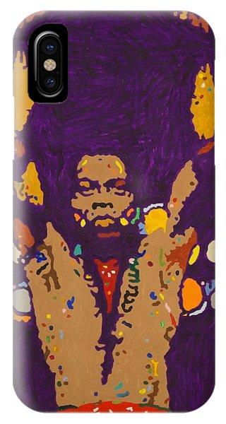 Voodoo iPhone Case - Fela Live by Stormm Bradshaw
