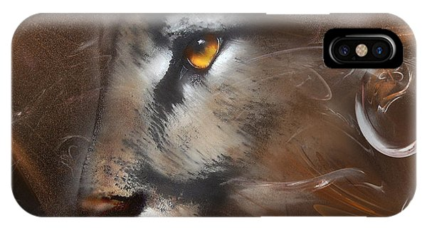 Feline Princess IPhone Case