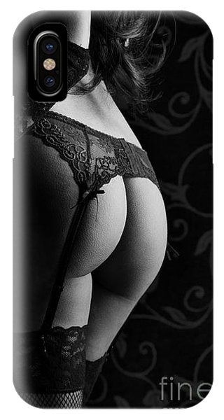 Female Lingerie IPhone Case