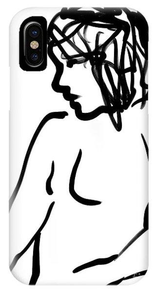 Female Nude IPhone Case
