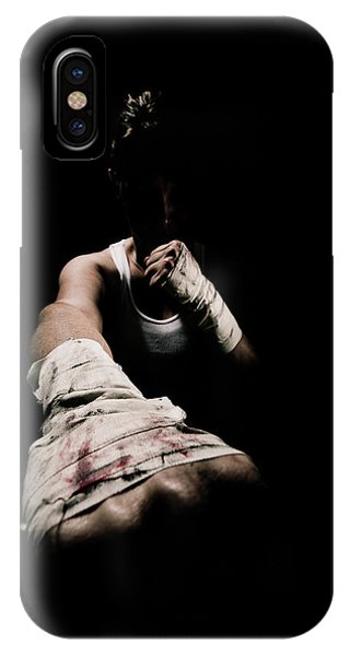 Female Toughness IPhone Case