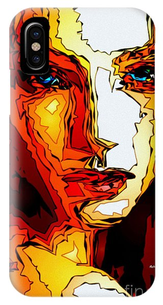 Female Tribute II IPhone Case