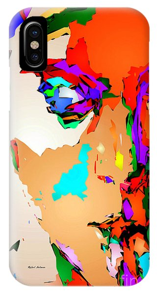 Female Tribute IIi IPhone Case